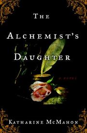 Book Cover for THE ALCHEMIST'S DAUGHTER