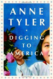 Book Cover for DIGGING TO AMERICA