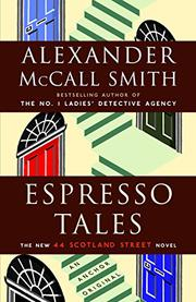 Book Cover for ESPRESSO TALES