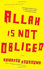 Book Cover for ALLAH IS NOT OBLIGED