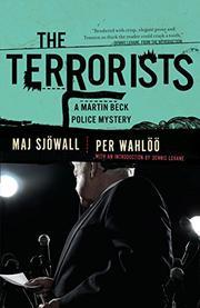 THE TERRORISTS by Per Wahlöö