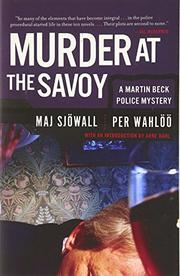 MURDER AT THE SAVOY by Per Wahlöö