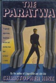 THE PARATWA by Christopher Hinz
