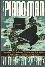 PIANO MAN by Noreen Gilpatrick