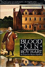 BLOOD KIN by Roy Hart