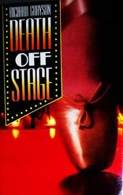DEATH OFF STAGE by Richard Grayson