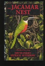 THE JACAMAR NEST by David Parry