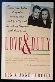 LOVE AND DUTY by Ben Purcell