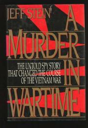 A MURDER IN WARTIME by Jeff Stein