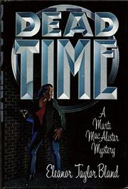 DEAD TIME by Eleanor Taylor Bland