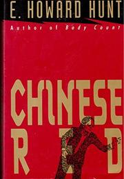 CHINESE RED by E. Howard Hunt