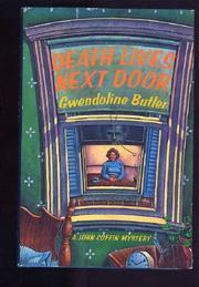 DEATH LIVES NEXT DOOR by Gwendoline Butler