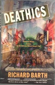 DEATHICS by Richard Barth