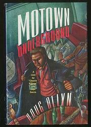 MOTOWN UNDERGROUND by Doug Allyn