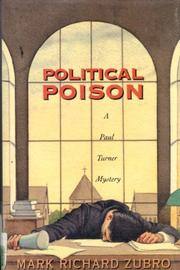 POLITICAL POISON by Mark Richard Zubro
