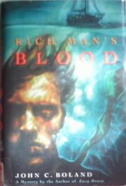 Cover art for RICH MAN'S BLOOD