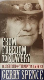 Cover art for FROM FREEDOM TO SLAVERY