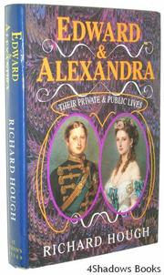 Cover art for EDWARD AND ALEXANDRA