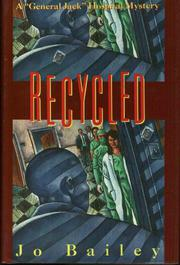 RECYCLED by Jo Bailey