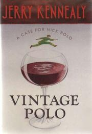 VINTAGE POLO by Jerry Kennealy