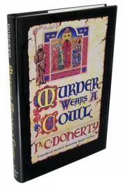 MURDER WEARS A COWL by P.C. Doherty