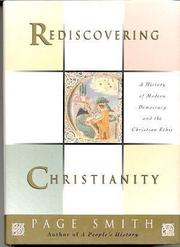 Book Cover for REDISCOVERING CHRISTIANITY