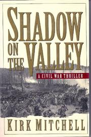 Cover art for SHADOW ON THE VALLEY