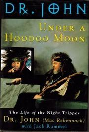 UNDER A HOODOO MOON by Mac Rebennack