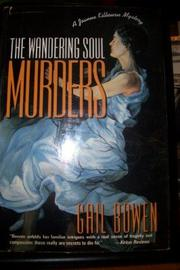 Cover art for THE WANDERING SOUL MURDERS