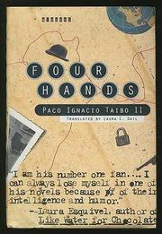 Cover art for FOUR HANDS