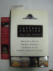 JUKEBOX AMERICA by William Bunch