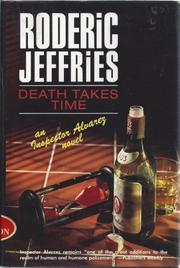 DEATH TAKES TIME by Roderic Jeffries