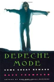 DEPECHE MODE by Dave Thompson
