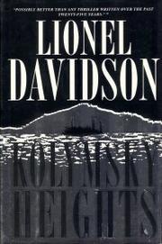 KOLYMSKY HEIGHTS by Lionel Davidson