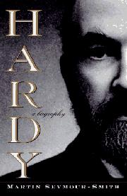 HARDY by Martin Seymour-Smith