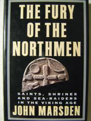 Cover art for THE FURY OF THE NORTHMEN