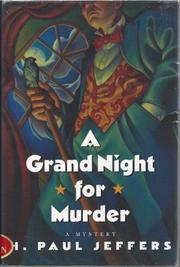 A GRAND NIGHT FOR MURDER by H. Paul Jeffers