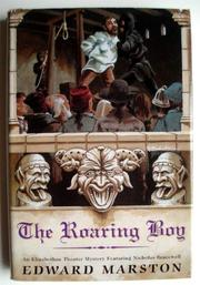 Cover art for THE ROARING BOY