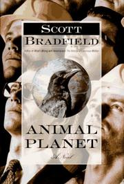 ANIMAL PLANET by Scott Bradfield