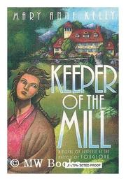 Cover art for KEEPER OF THE MILL