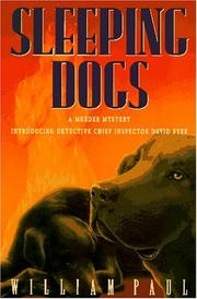 Book Cover for SLEEPING DOGS