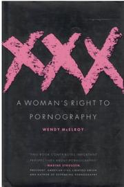 XXX by Wendy McElroy