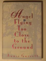 ANGEL FLYING TOO CLOSE TO THE GROUND by Annie Garrett