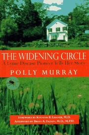 THE WIDENING CIRCLE by Polly Murray