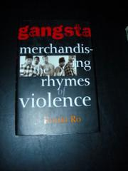 Book Cover for GANGSTA