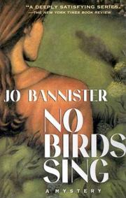 Cover art for NO BIRDS SING