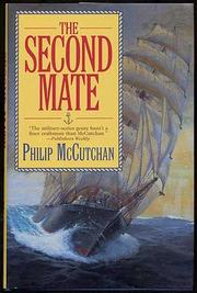 SECOND MATE by Philip McCutchan