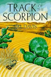 TRACK OF THE SCORPION by Val Davis