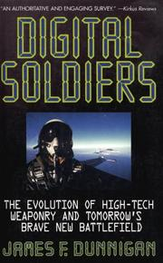 Cover art for DIGITAL SOLDIERS