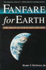 Book Cover for FANFARE FOR EARTH